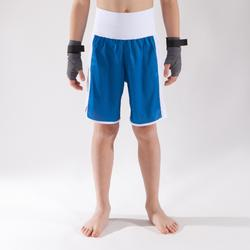 Omkeerbare boksshort 900 voor kinderen competitie Engels boksen