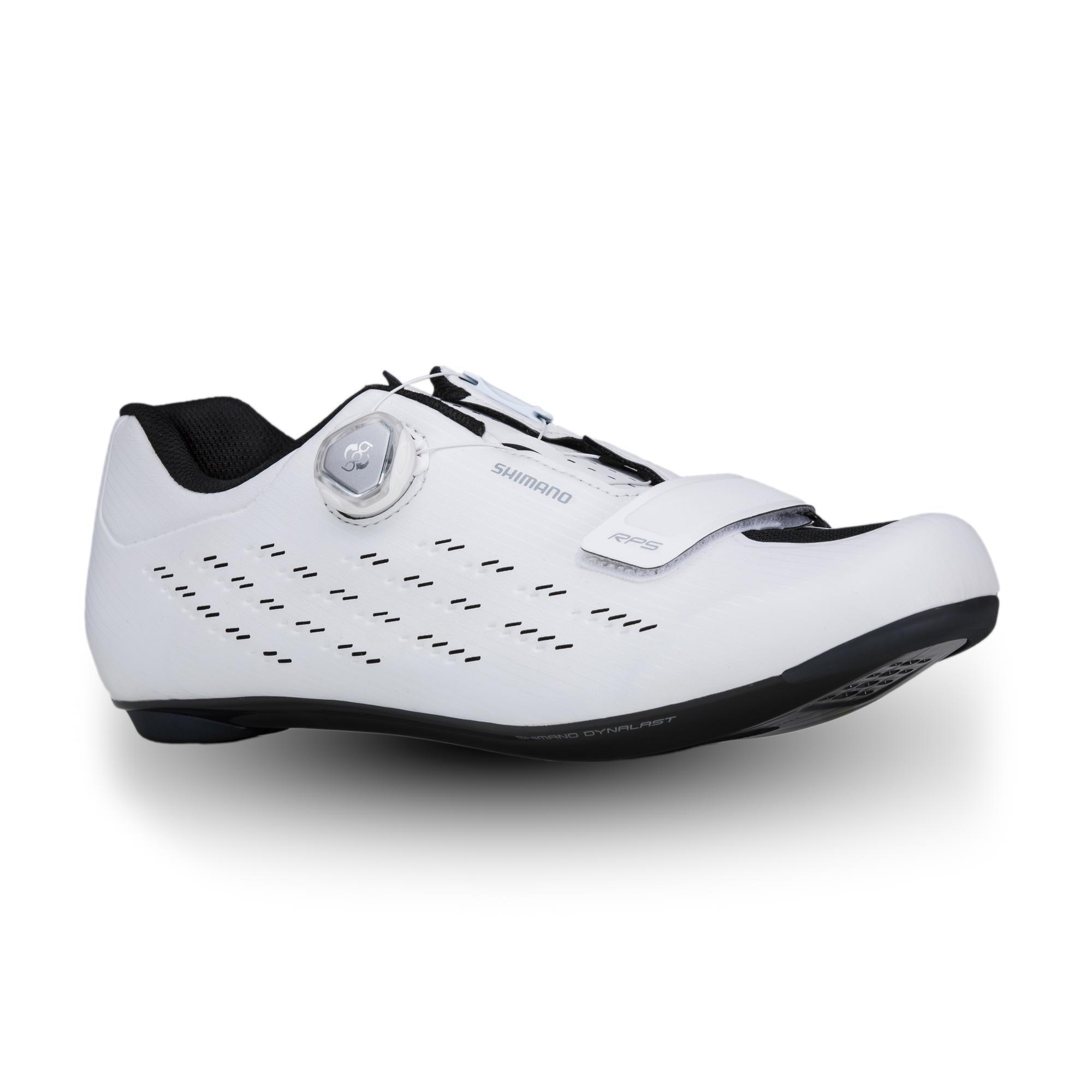 Chaussures vélo route SHIMANO RP5 blanc - Shimano