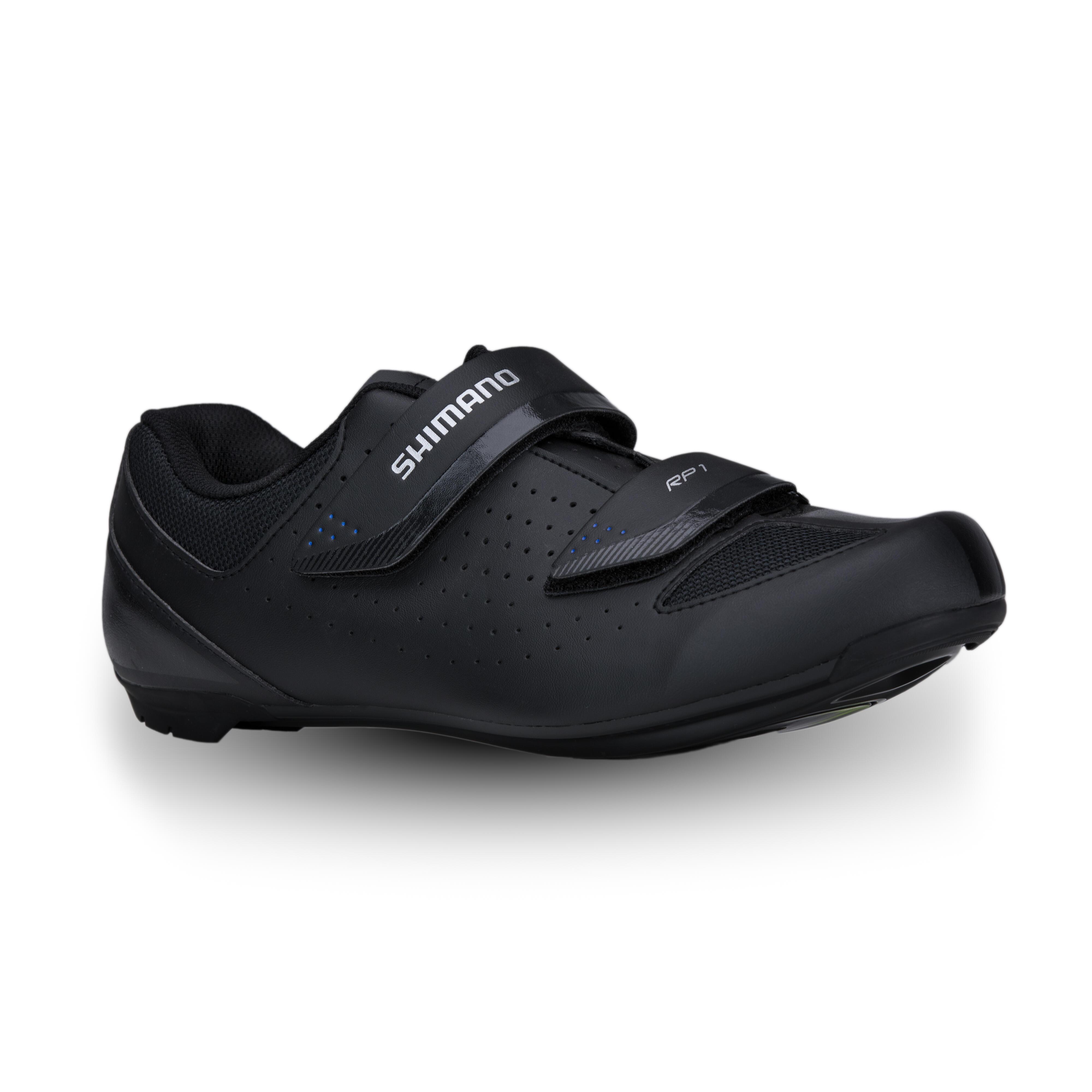 Fahrradschuhe Rennrad Shimano RP1 schwarz   Schuhe > Sportschuhe > Fahrradschuhe   Shimano