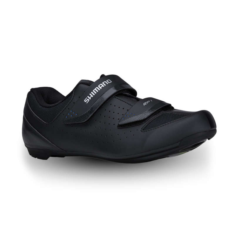 ROADR BIKE SHOES Cycling - RP1 Road Cycling Shoes - Black SHIMANO - Cycling
