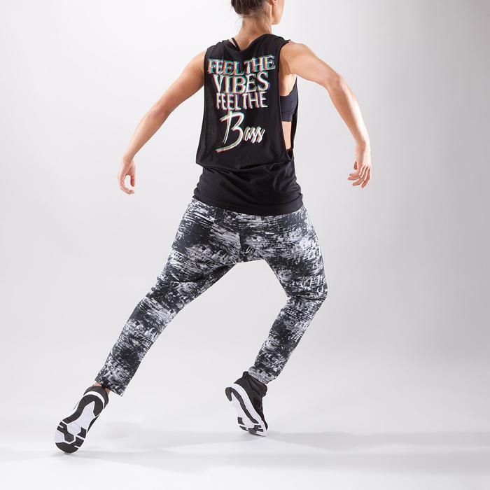 T-shirt sans manche de danse femme - 1325117