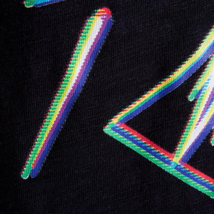T-shirt court de danse femme - 1325123