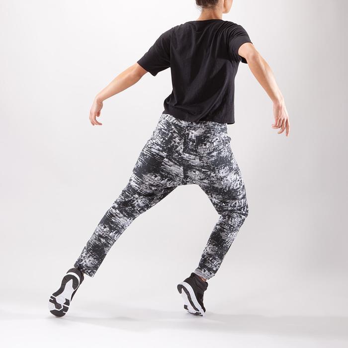 T-shirt court de danse femme - 1325124