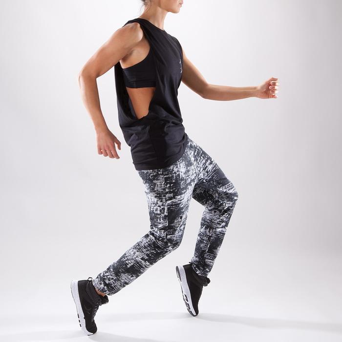 T-shirt sans manche de danse femme - 1325125