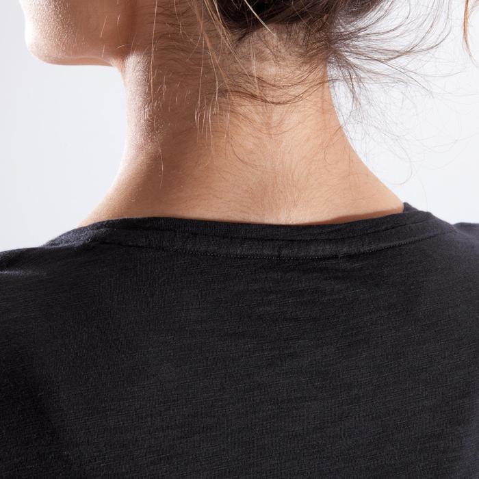 T-shirt court de danse femme - 1325126