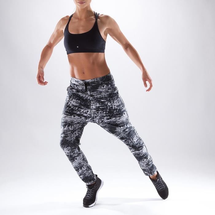 Pantalon forme carrot femme - 1325128