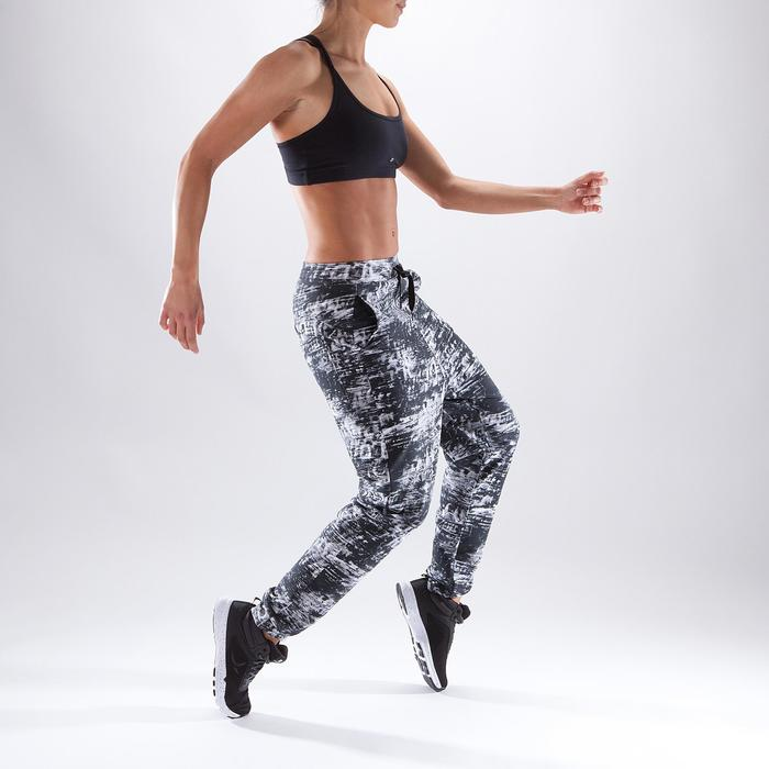 Pantalon forme carrot femme - 1325129