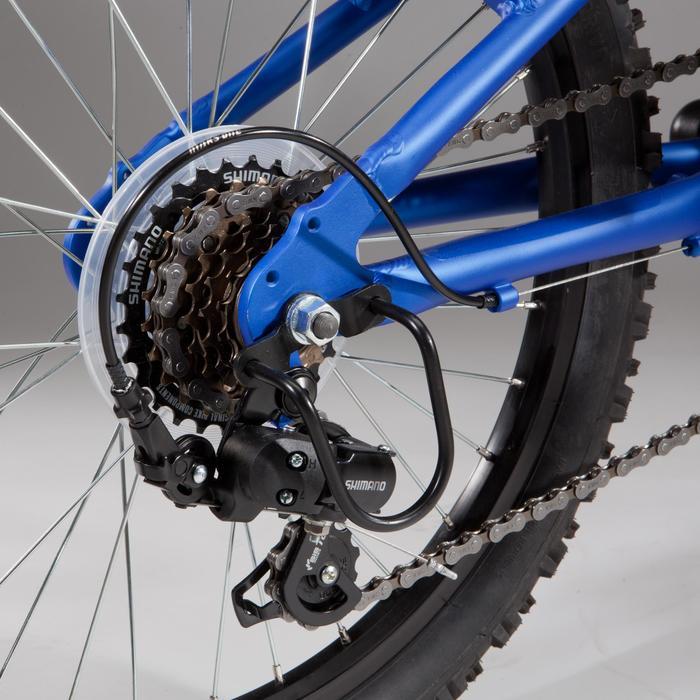 "Mountainbike 20"" Wyldee Kinder blau"