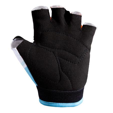 Дитячі рукавички для велоспорту, без пальців - Ескімос