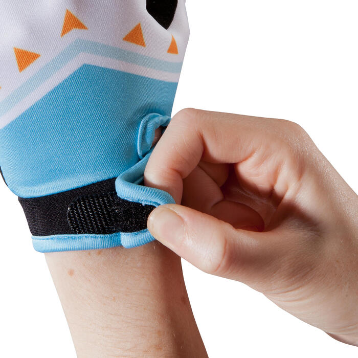 兒童自行車露指手套 - Inuit