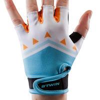 Kids' Fingerless Cycling Gloves - Inuit
