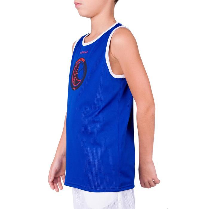 Maillot basketball enfant Réversible - 1325300