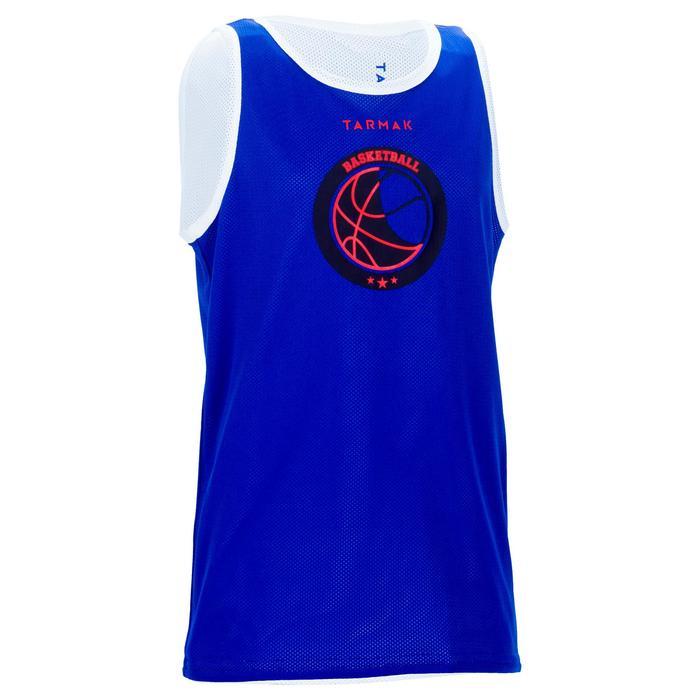 Maillot basketball enfant Réversible - 1325303