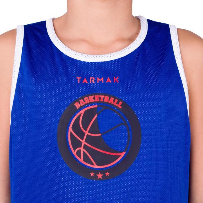 Maillot basketball enfant Réversible - 1325361