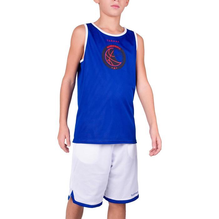 Maillot basketball enfant Réversible - 1325379