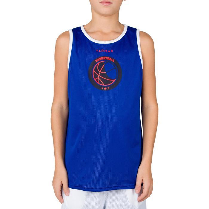 Maillot basketball enfant Réversible - 1325391
