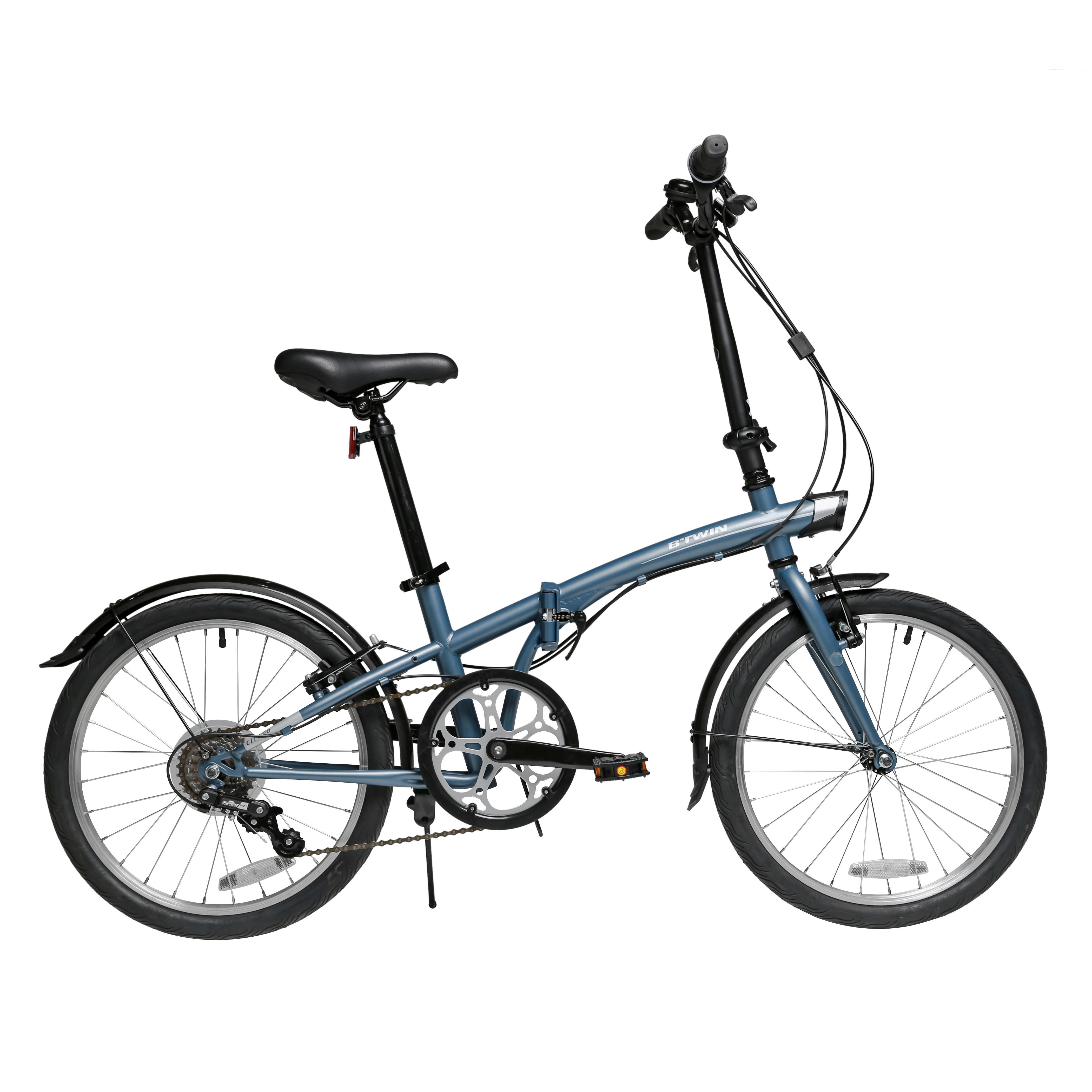 Bicicleta plegable Tilt 120 de 20