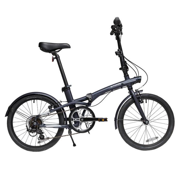 """20""""摺疊自行車Tilt 500 - 深藍色"""