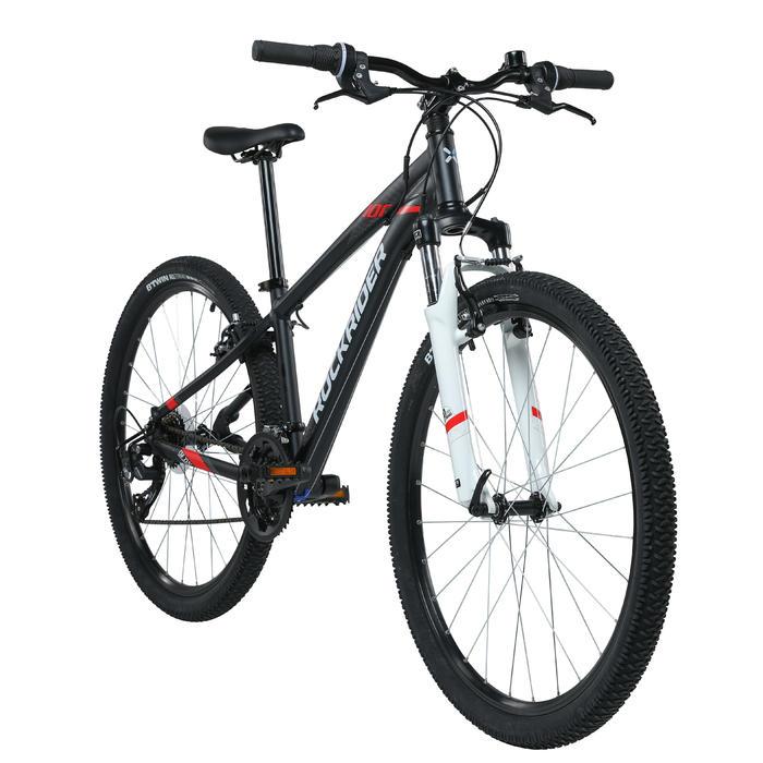"27.5"" ST 100 Mountain Bike - Black"
