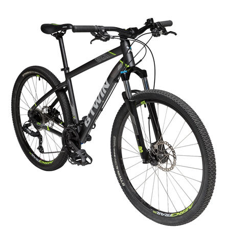 Rockrider ST 520 27.5 8sp Mountain Bike - Grey
