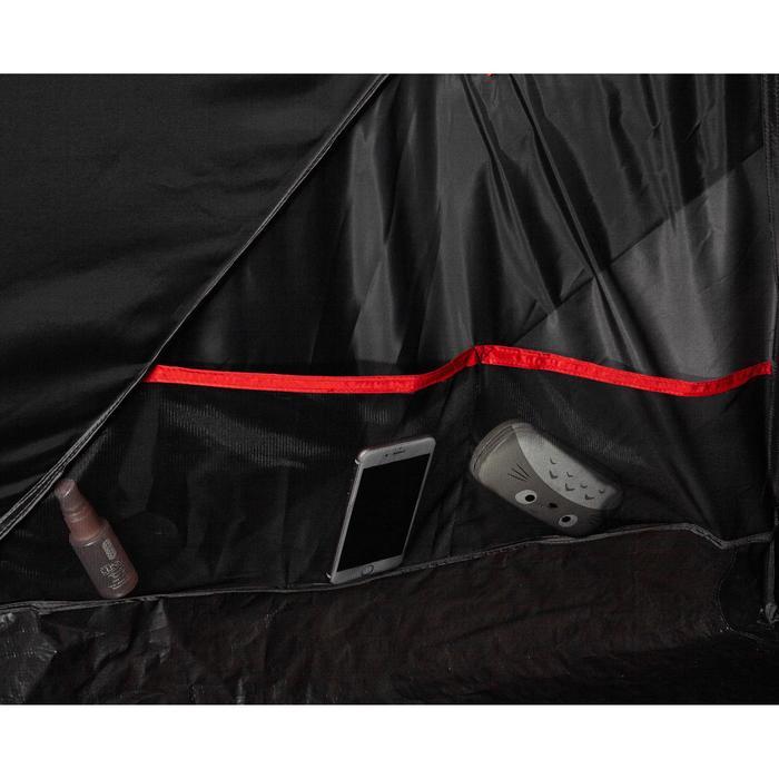 XL號2秒快開露營帳篷FRESH & BLACK-3人用