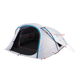 2 Seconds 3 XL Fresh&Black Camping tent | 3 Person - White (China Model)