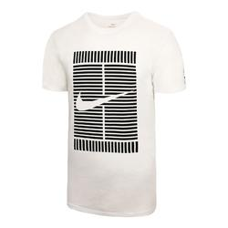 Nike tennis T-shirt OZ wit