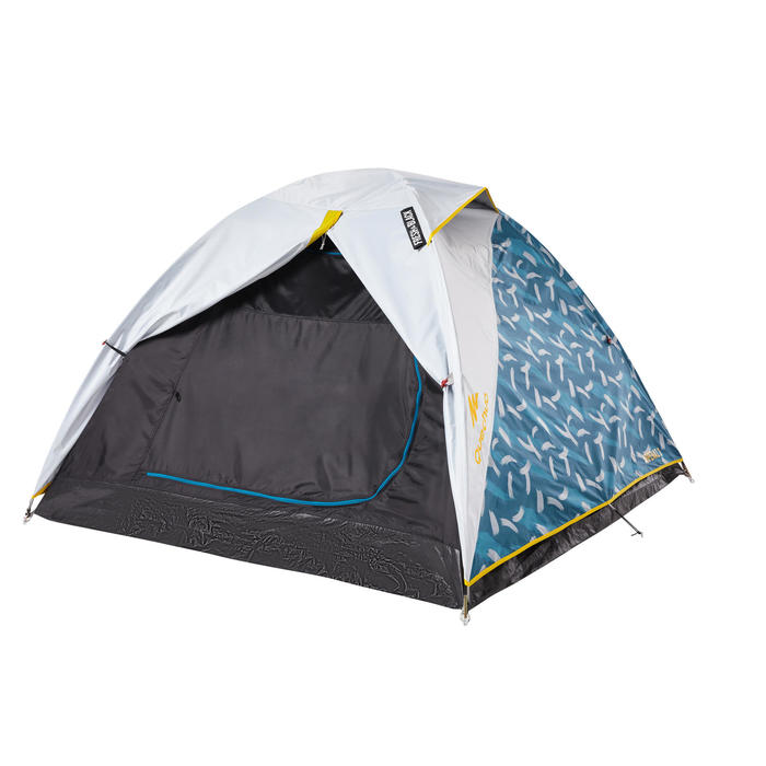ARPENAZ FRESH & BLACK CAMPING TENT - 3 PERSON - CHINA