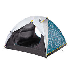 Arpenaz 3 Fresh&Black Camping Tent | 3 Person - White (China Model)