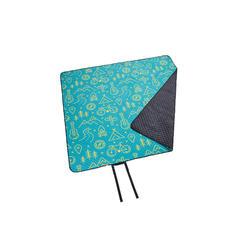 地毯 XL - 古典藍