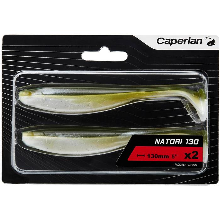 SOFT LURE NATORI 130 AYU CREAM X2 LURE FISHING - 1325851