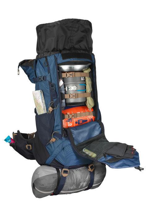 登百岳 登山裝備
