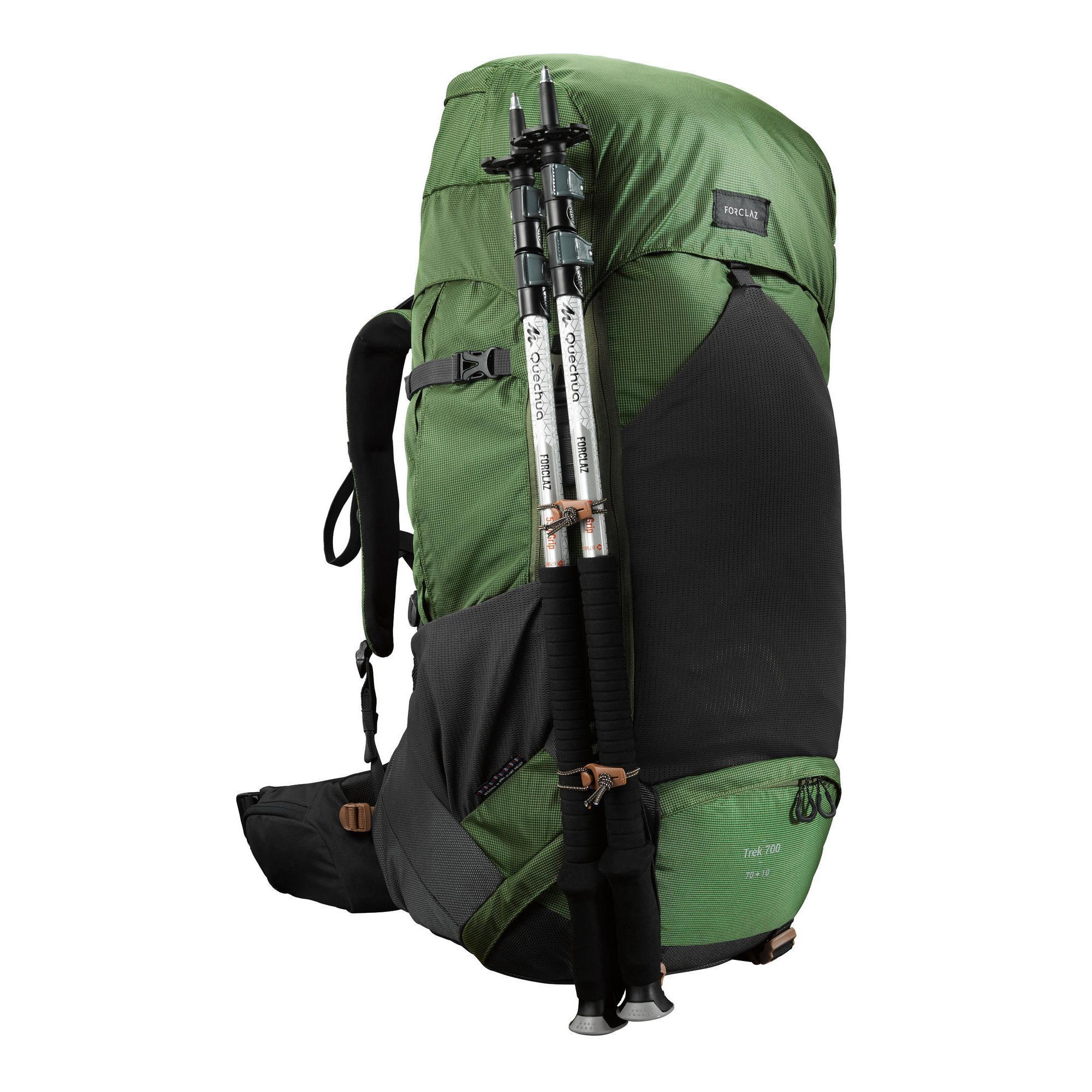 e88e8cc75 Quechua Forclaz 40 Air Hiking Backpack Review