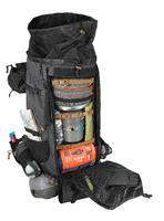 TREK 900 Symbium 70 + 10 L Men's Mountain Trekking Backpack Anthracite