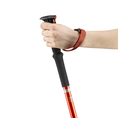 1 Mountain Walking Pole A200 - orange