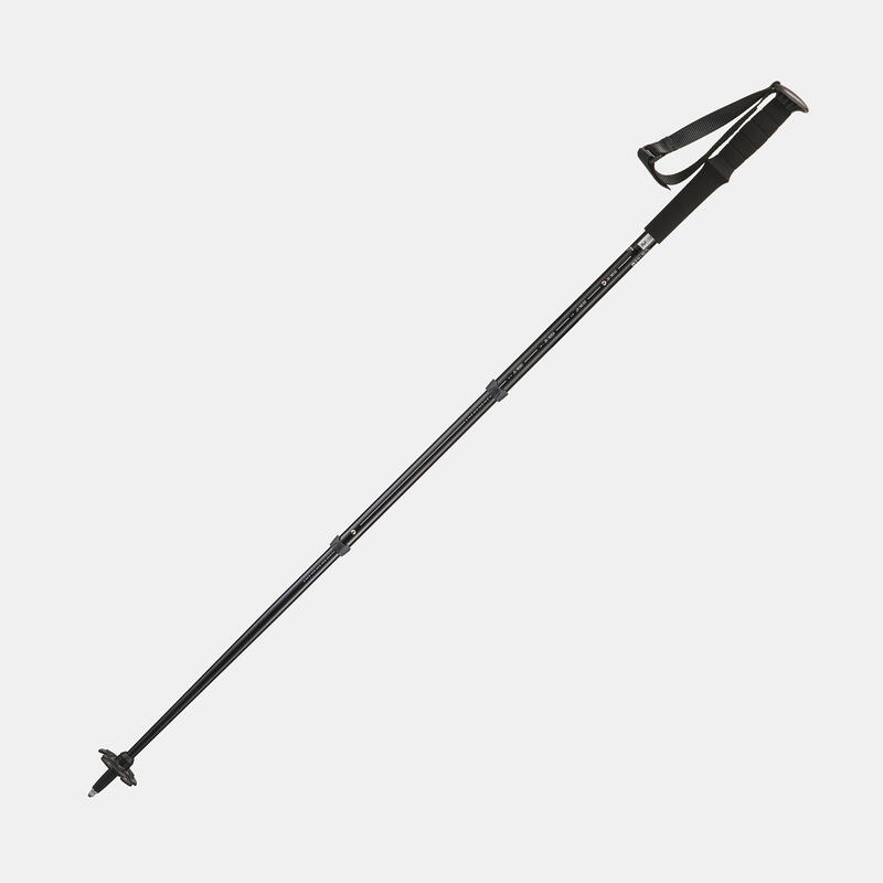 Country Walking Quick-Adjustment Pole A200 - Black