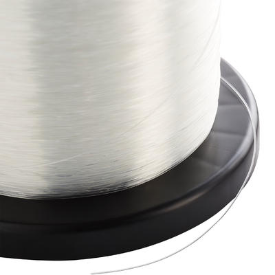 CLEAR LINE Transparent Fishing Line 1000 M
