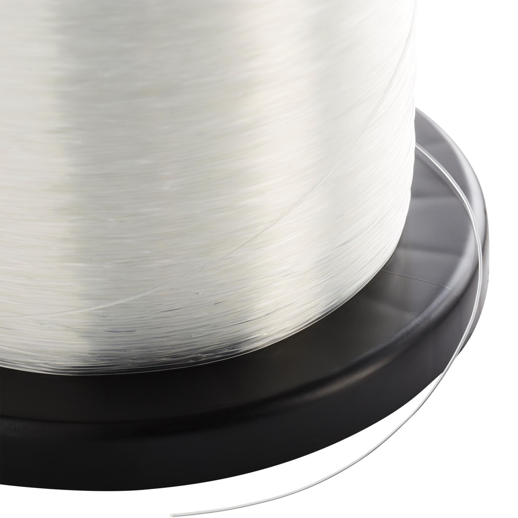 New 100m Crystal Fishing Line Clear Smooth Monofilament Line Spool Pond Lakes-UK