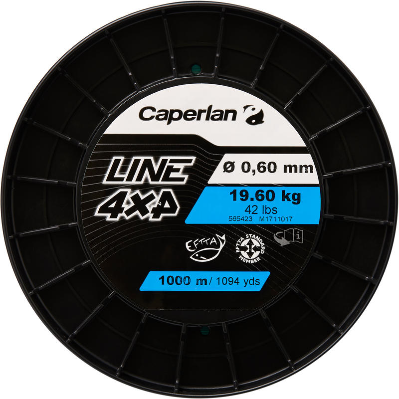 4X4 LINE 1000M Multipurpose fishing line