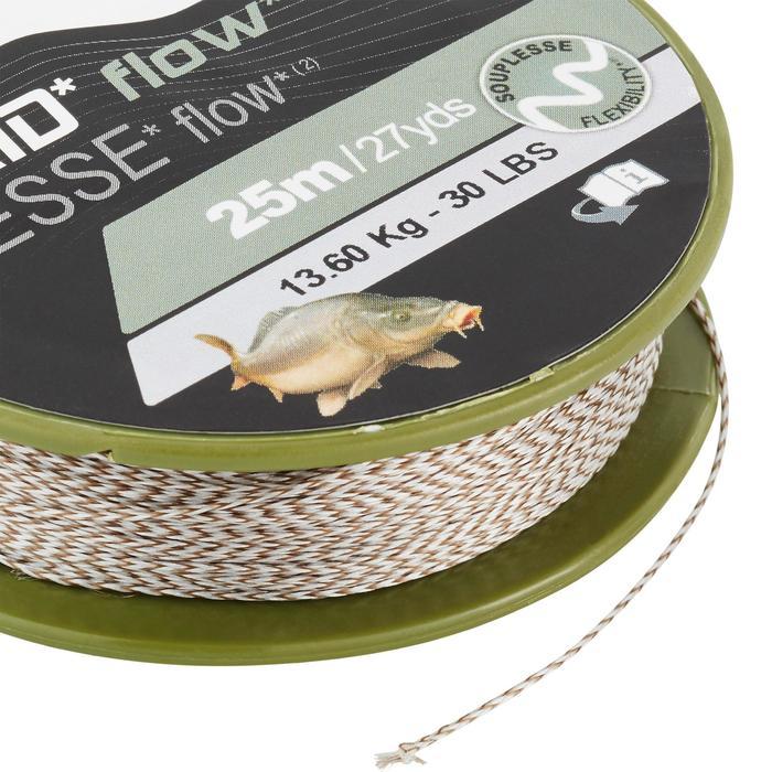 Bas de ligne Tresse pêche de la carpe TANK C 25m - 1326050