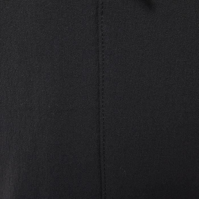 女款登山長褲-淺灰色