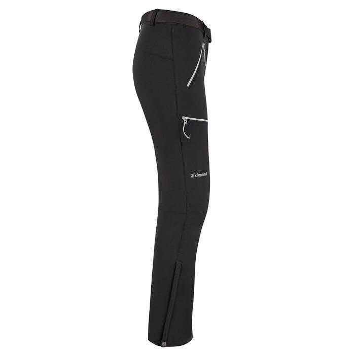 Pantalon d'alpinisme ALPI LIGHT FEMME GRIS
