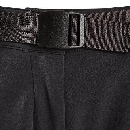 Women's Mountaineering pants- Alpinism Light Grey