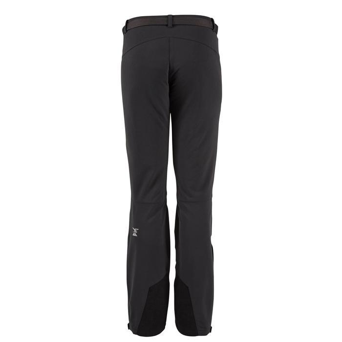 Women's Mountaineering Trousers - Alpinism Light Grey