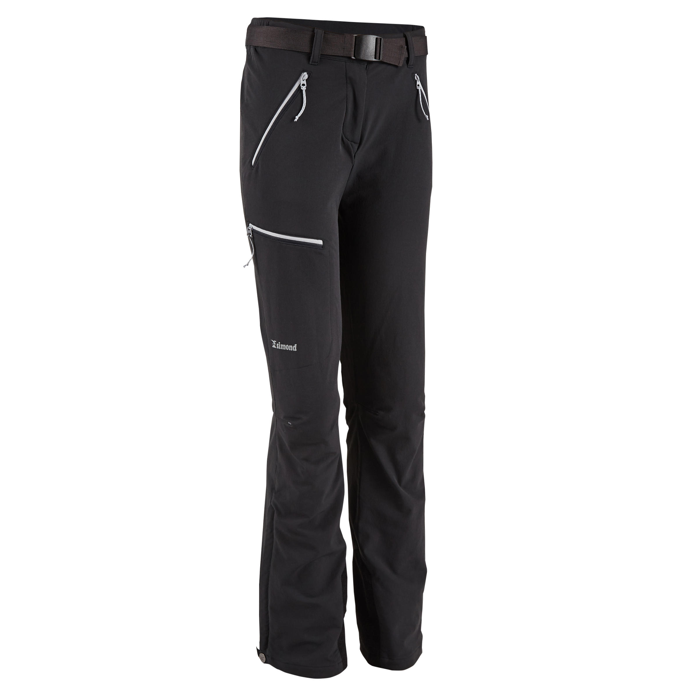 Pantalon ALPI LIGHT FEMME GRIS CARBONE