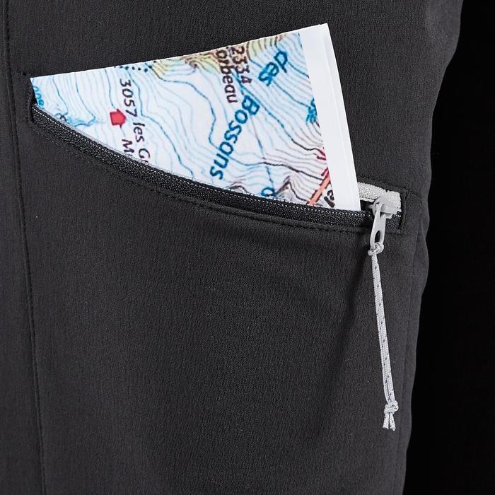 Pantalon ALPI LIGHT FEMME GRIS CARBONE
