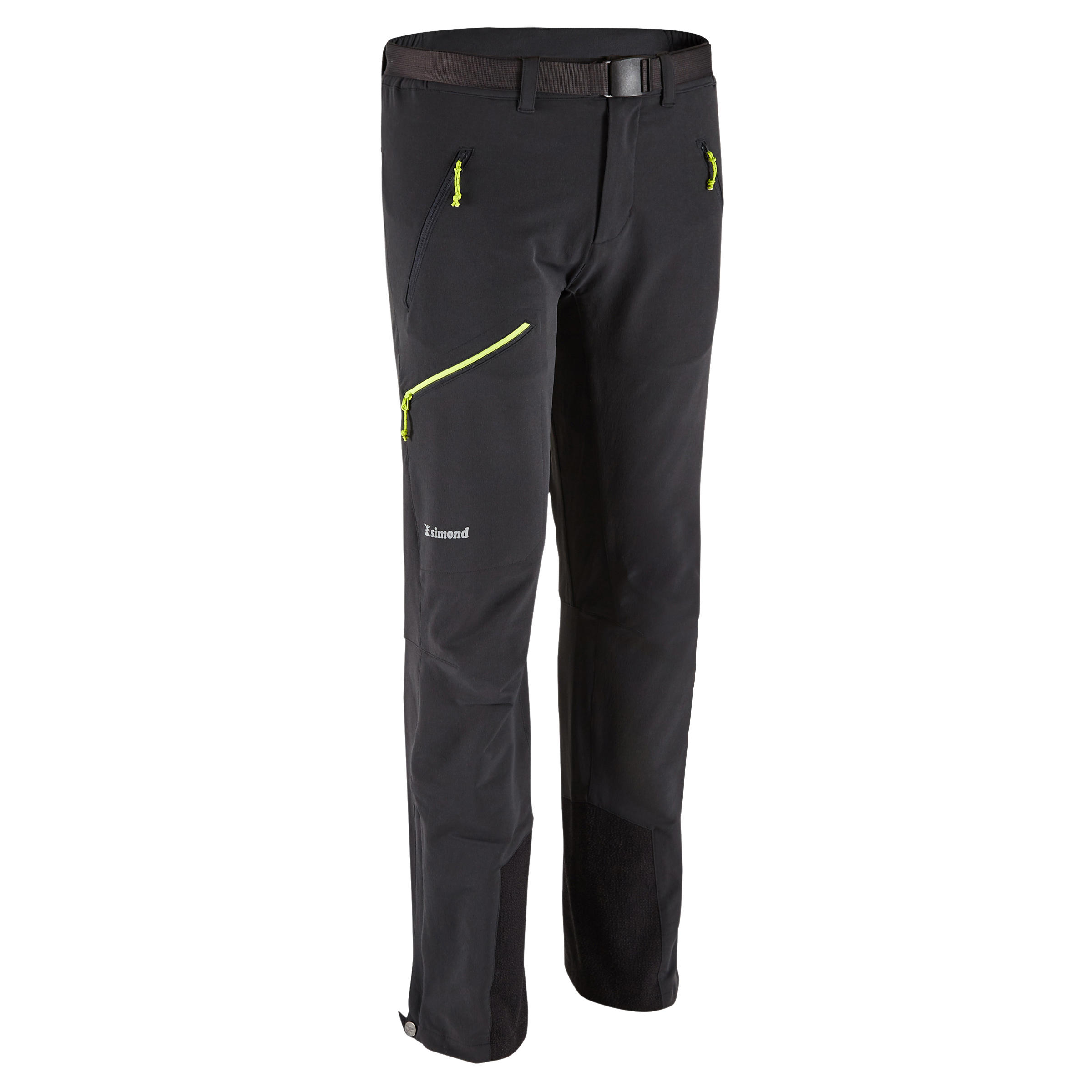 Pantalon Alpinism Light Gri