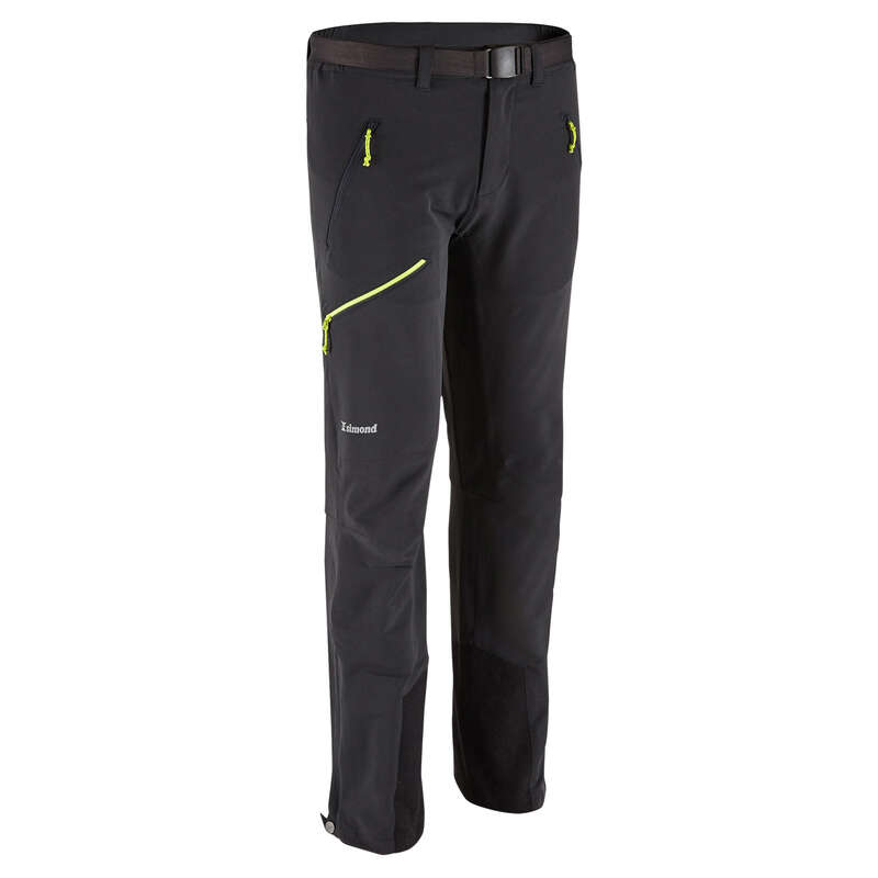 MOUNTAINEERING CLOTHING Mountaineering - Men's Trousers Alpinism Light SIMOND - Mountaineering