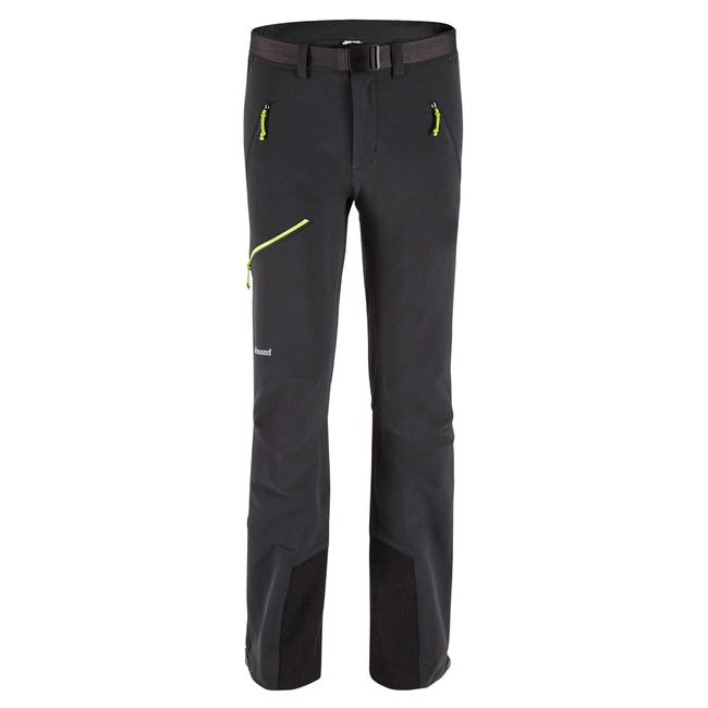Men's Mountaineering Trousers - Alpinism Light Grey