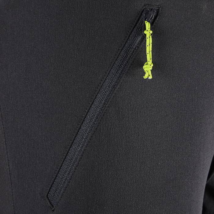 Pantalon d'alpinisme Homme - ALPINISM LIGHT GRIS